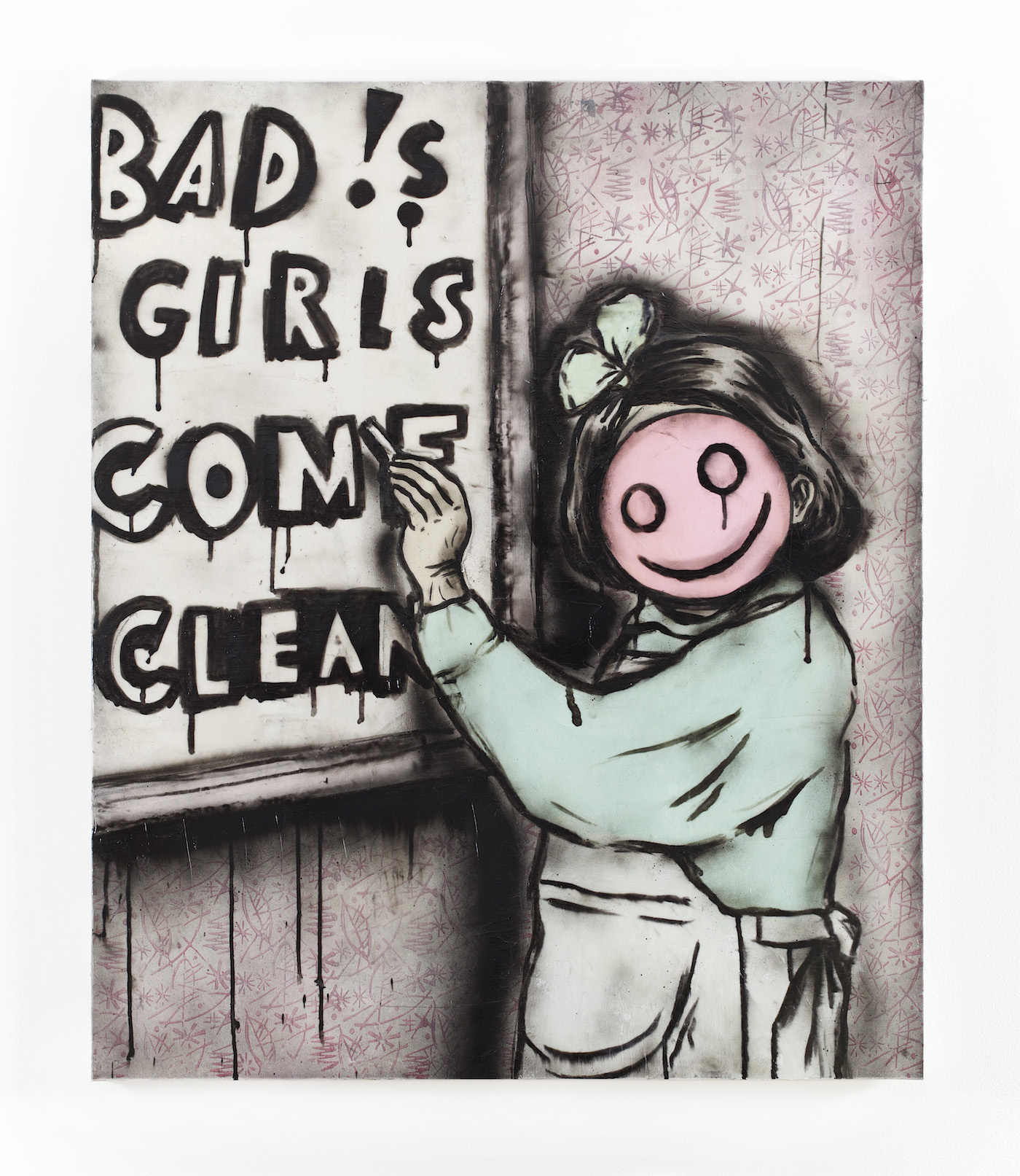 Bad Girls Come Clean